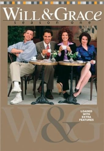 Will & Grace - Season 1 (4-DVD)
