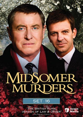 Midsomer Murders - Set 16 (4-DVD)