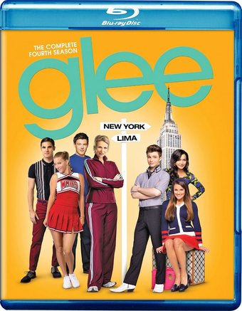 Glee - Season 4 (Blu-ray)