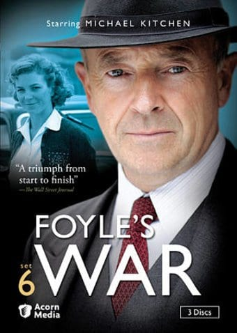 Foyle's War - Set 6 (3-DVD)