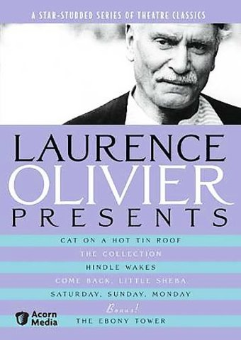 Laurence Olivier Presents (3-DVD)