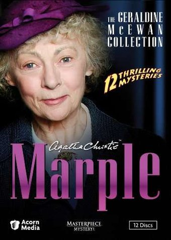 Agatha Christie's Marple - The Geraldine McEwan