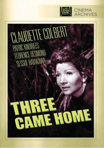 Three Came Home (Full Screen)