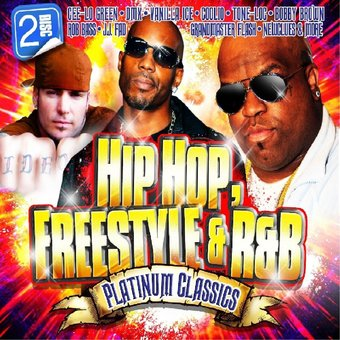 Hip Hop, Freestyle & R&B Platinum Classics (2-CD)