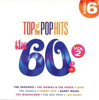 Top of the Pop Hits - The 60s, Volume 2 - Disc 6