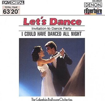 Let's Dance, Volume 1: Invitation to Dance Party
