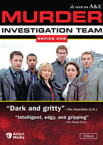 Murder Investigation Team - Series 1 (3-DVD)
