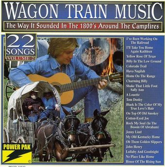 Wagon Train Music: The Way It Sounded in the