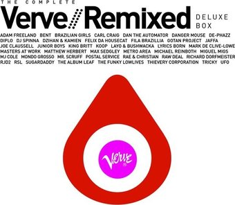 The Complete Verve Remixed Deluxe Box (4-CD)