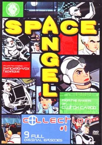 Space Angel - Collection #1 (9 Episodes)