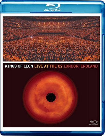 Live at the O2 (Blu-ray)