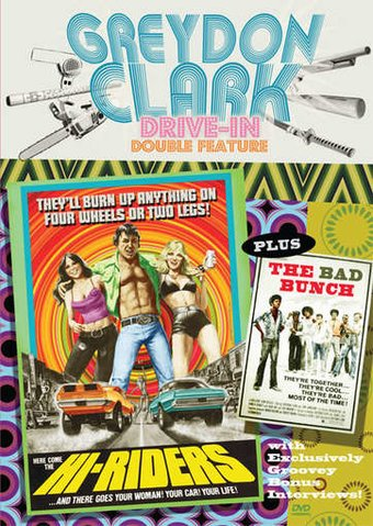 Greydon Clark Drive-In Double Feature (Hi-Riders