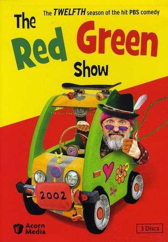 Red Green - Red Green Show: 2002 Season (3-DVD)
