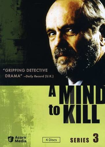 A Mind to Kill - Complete 3rd Series (4-DVD)