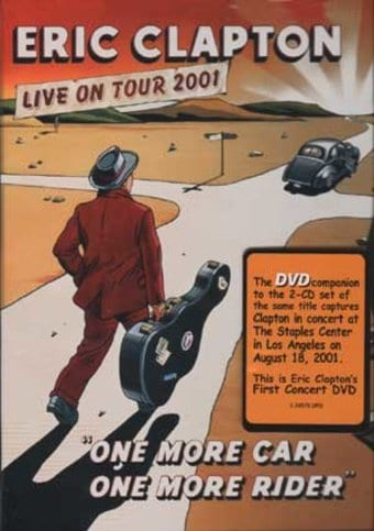 One More Car, One More Rider: Live on Tour 2001