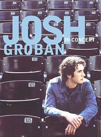 Josh Groban - In Concert (DVD, CD Double Pack)