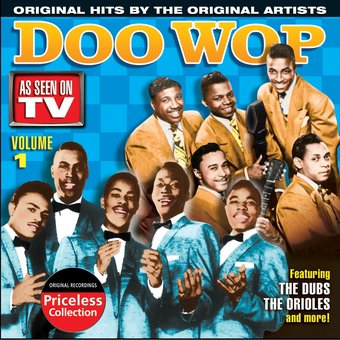 Doo Wop As Seen On TV, Volume 1