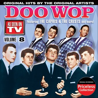 Doo Wop As Seen On TV, Volume 8