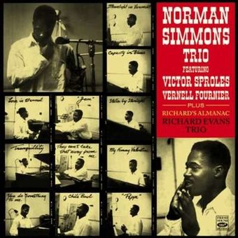 Simmons Trio / Richard's Almanac