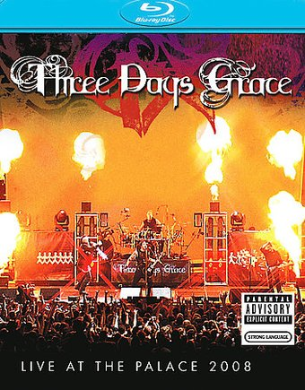 Three Days Grace - Live At The Palace 2008