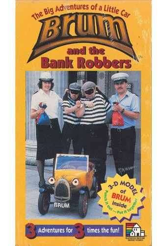 Brum and the Bank Robbers