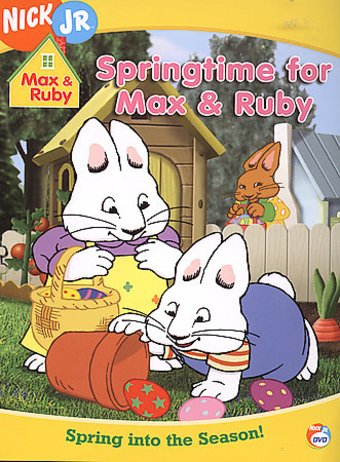 Max and Ruby - Springtime for Max and Ruby