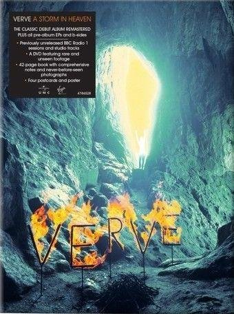 The Verve A Storm In Heaven Super Deluxe Edition 3 Cd