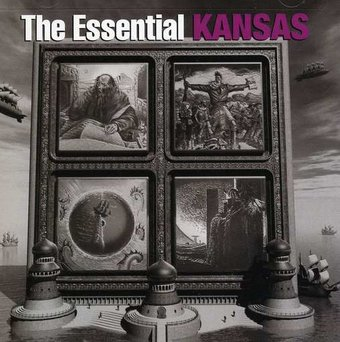 The Essential Kansas (2-CD)