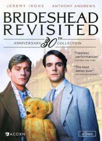 Brideshead Revisited (4-DVD)