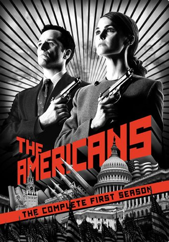 The Americans - Complete 1st Season (4-DVD)