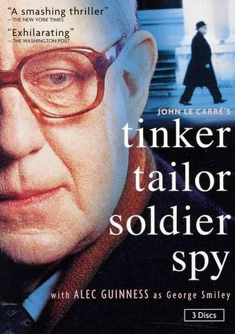 Tinker, Tailor, Soldier, Spy (3-DVD)