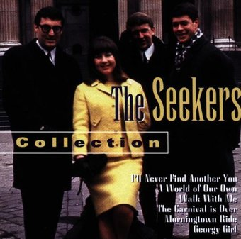 The Seekers Collection Cd 1999 Disky Records