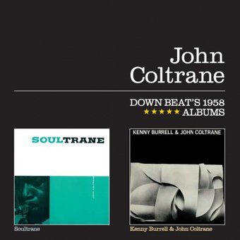 Soultrane / Kenny Burrell and John Coltrane
