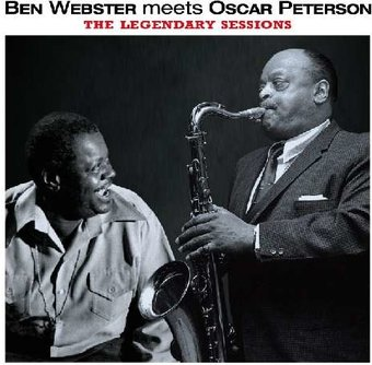 Ben Webster Meets Oscar Peterson (2-CD)
