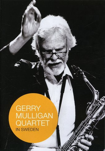Gerry Mulligan Quartet: In Sweden