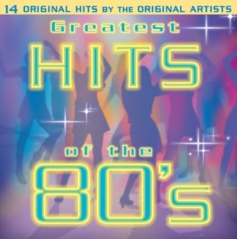 Greatest Hits Of The 80 S 14 Original Hits Cd 2007