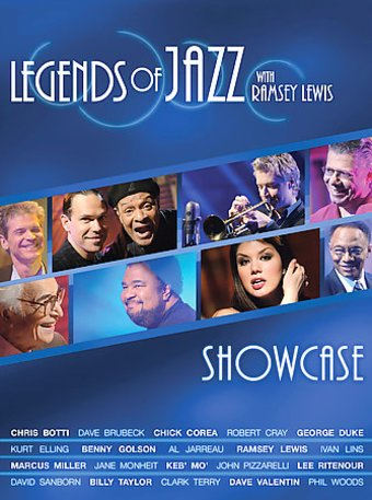 Legends of Jazz with Ramsey Lewis (Bonus CD)
