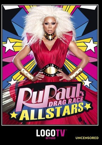 RuPaul's All Star Drag Race Uncensored (2-Disc)