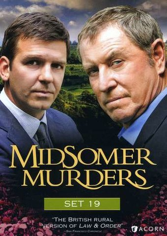 Midsomer Murders - Set 19 (4-DVD)