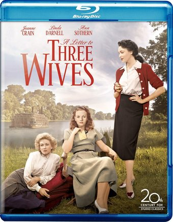 A Letter to Three Wives (Blu-ray)
