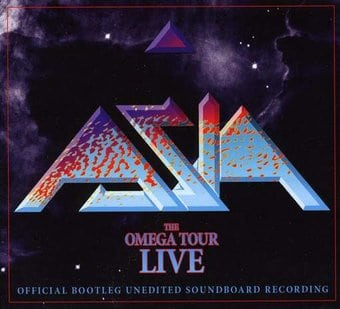 The Omega Tour Live: Official Bootleg Unedited