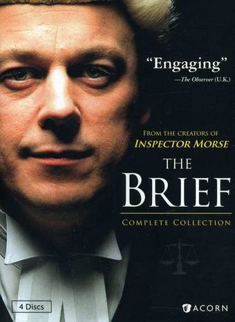 The Brief - Complete Collection (4-DVD)