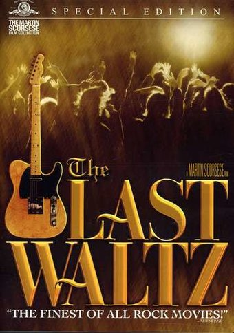 The Band The Last Waltz Special Edition Dvd 1978