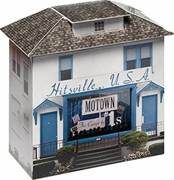 Motown: The Complete No. 1s (10-CD Limited