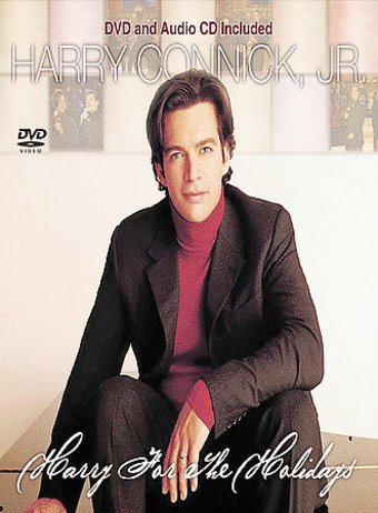 Harry Connick, Jr. - Harry for the Holidays (DVD,