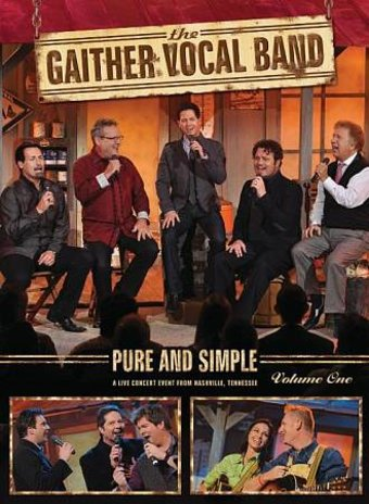 The Gaither Vocal Band - Pure and Simple, Volume 1