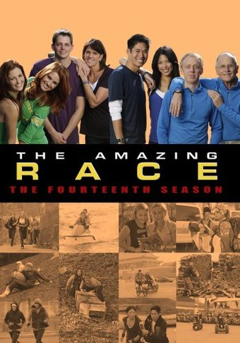 Amazing Race - Season 14 (3-Disc)