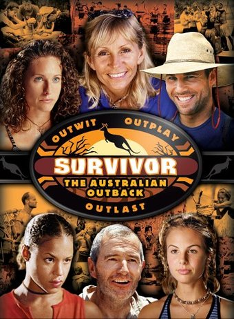 Survivor - Season 2 (Australian Outback) (6-DVD)