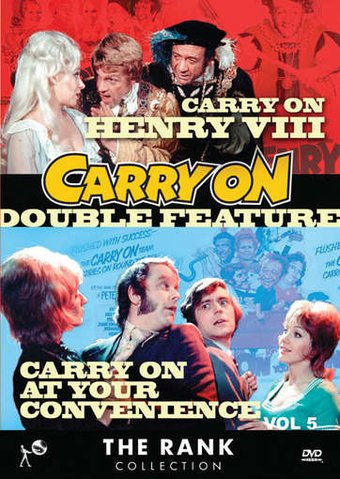 Carry On Double Feature (Carry on Henry VIII /