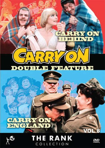 Carry On Double Feature (Carry On Behind / Carry